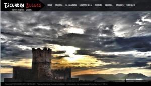 Nueva Web Escuadra de Zulúes