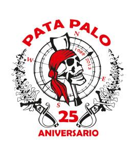 Logo Pata Palo 25 Aniversario